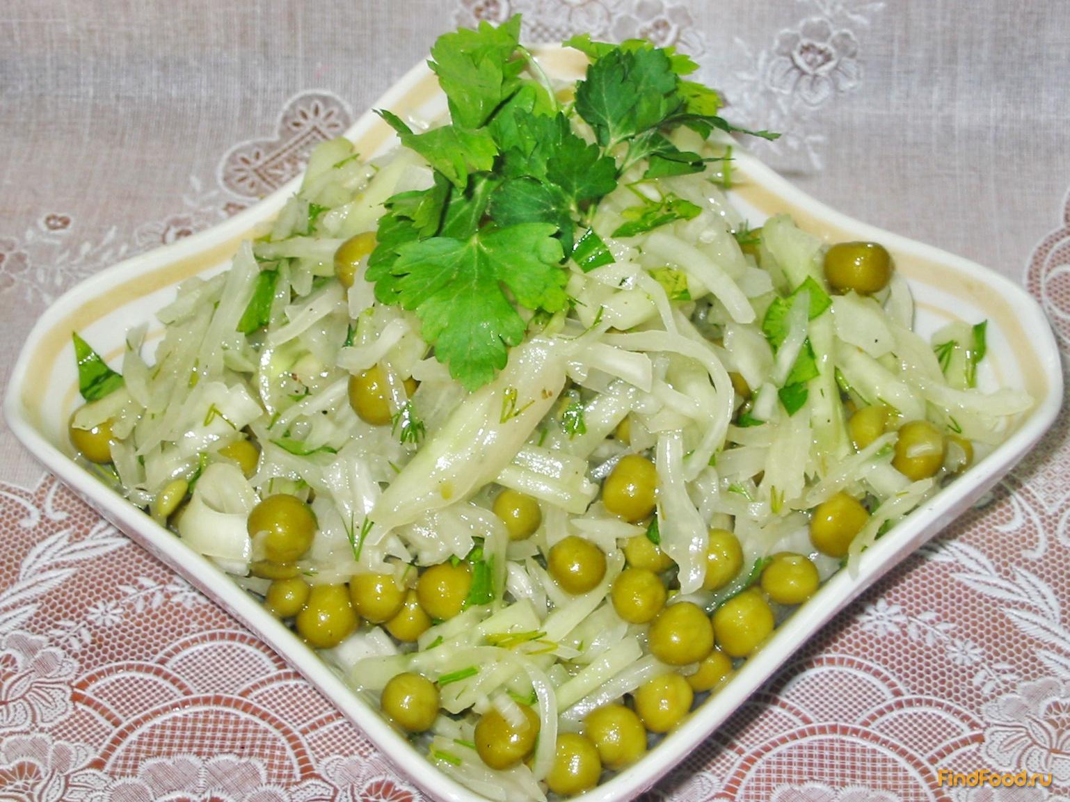 салат из капусты кольраби рецепты