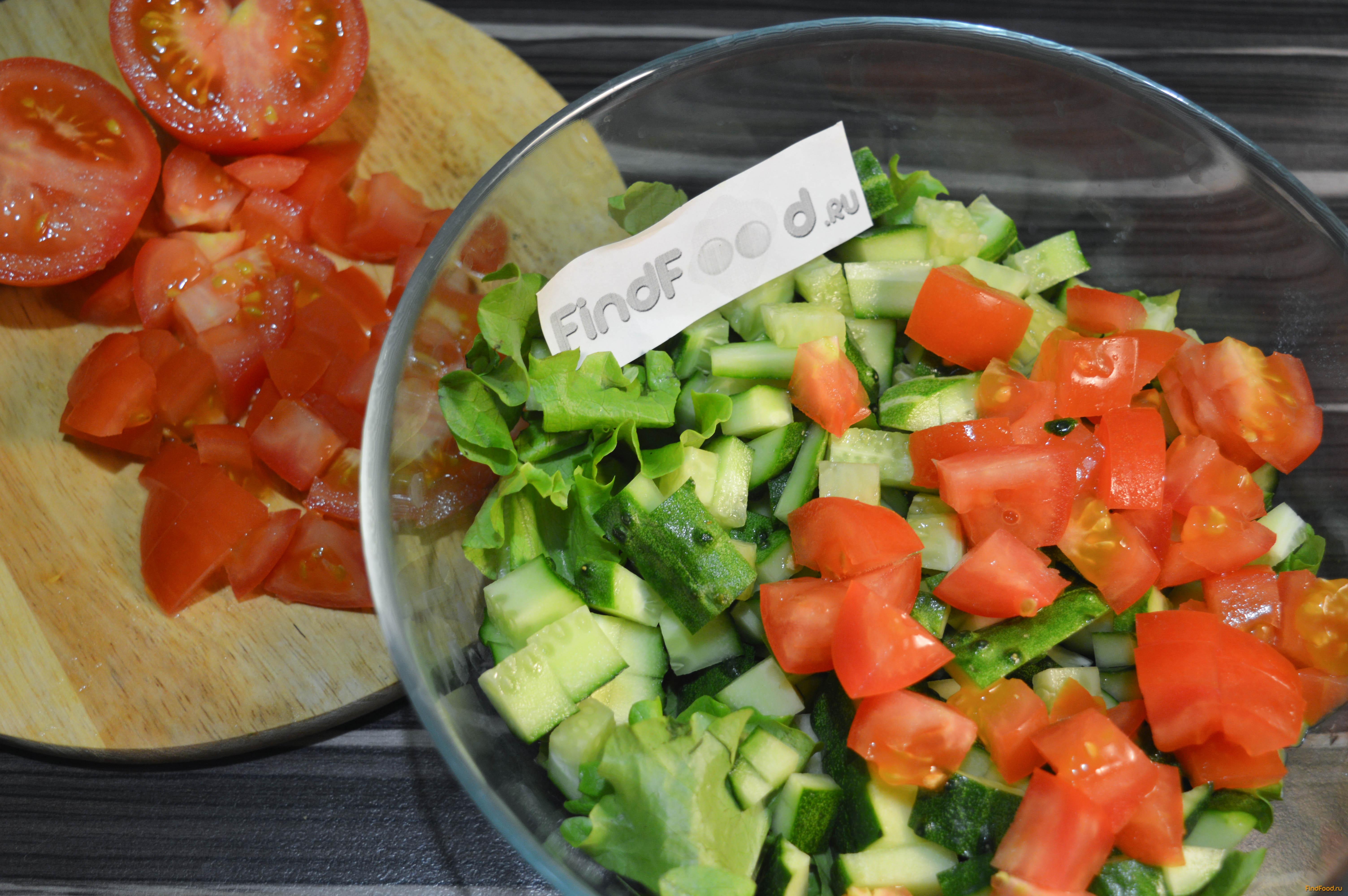 Готовим салат греческий пошаговый рецепт