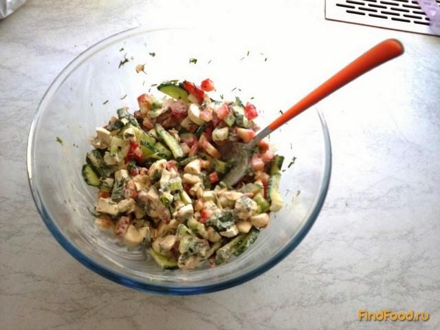 как приготовить свежий салат из сельдерея