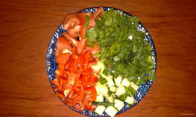 Не обыкновенные салаты и рецепты