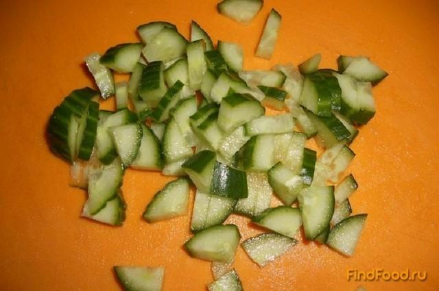 картофельный салат по американски рецепт с фото