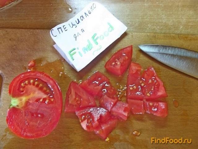 Овощной салат с кинзой рецепт с фото 1-го шага