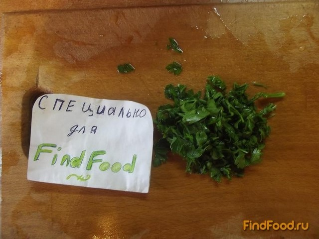 Овощной салат с кинзой рецепт с фото 4-го шага