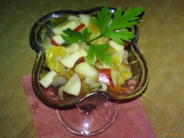 салат из перца и шампиньонов