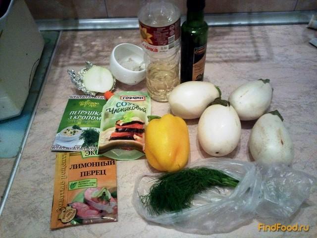 рецепт приготовления овощей гриль