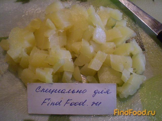 салаты из ламинарии рецепты