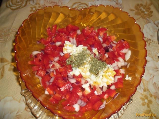 Салаты с маслом растительным на скорую руку