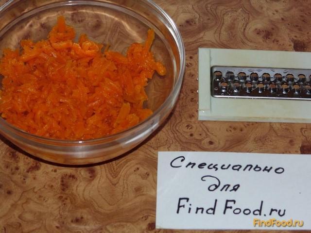Слоеный салат с шампиньонами рецепт с фото 4-го шага