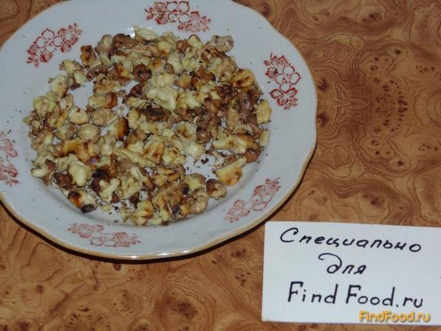 Слоеный салат с шампиньонами рецепт с фото 8-го шага