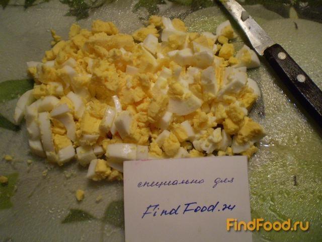 Салат из свеклы и фасоли рецепт с фото 5-го шага