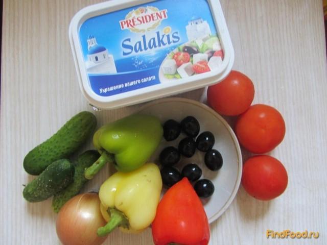 Индигриенты для салата крабового
