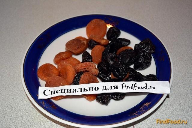 рецепт салата жемчужина с черносливом с фото