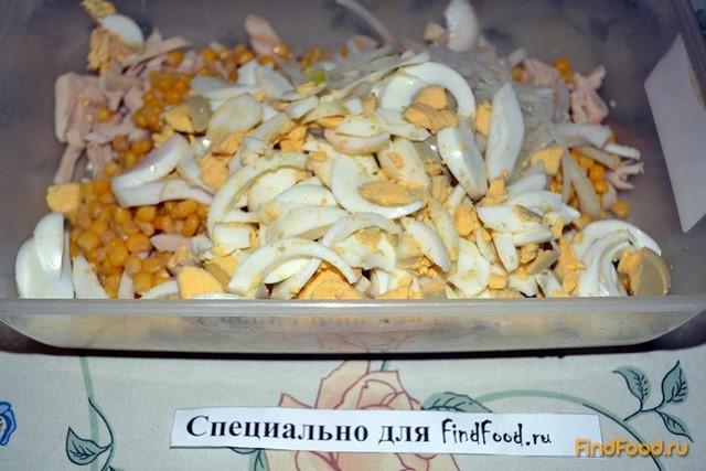 Салат Морской бриз рецепт с фото 4-го шага