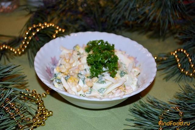 Салат Морской бриз рецепт с фото 6-го шага
