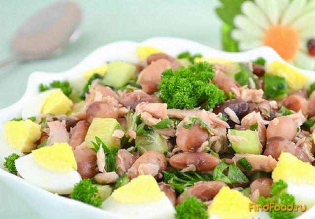 консервированный тунец рецепты приготовления с фото