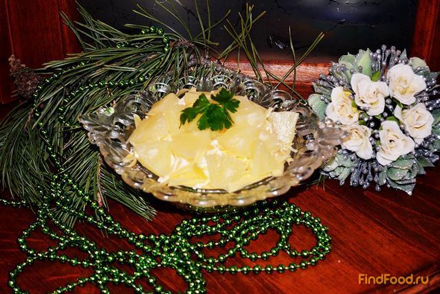салат и груздями рецепт с фото