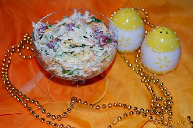 салат матье рецепт из магнита