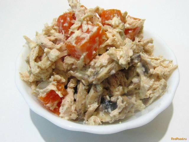 Мясо цезарь из курицы рецепт