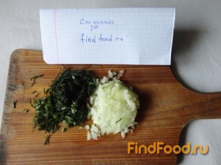 Салат из редьки с мандарином рецепт с фото 5-го шага