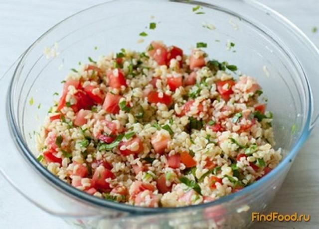 салат из языка с помидорами рецепт с фото