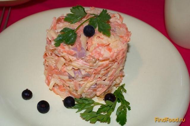 Салат николь рецепт