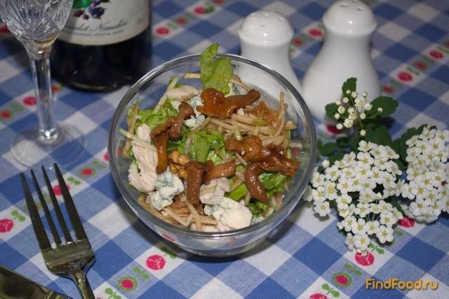 Рецепт Нежный салат Модерн рецепт с фото