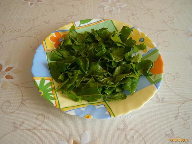 Салат с палтусом рецепт с фото 2-го шага