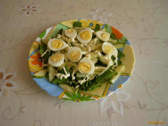 Салат с палтусом рецепт с фото 5-го шага