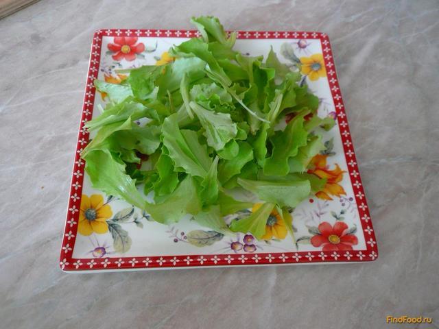 рецепт салата курочка ряба ананасом