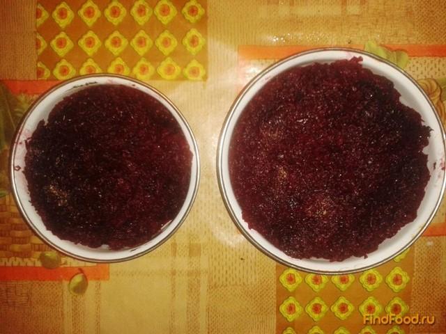 Рецепт Икра из сырой свеклы рецепт с фото