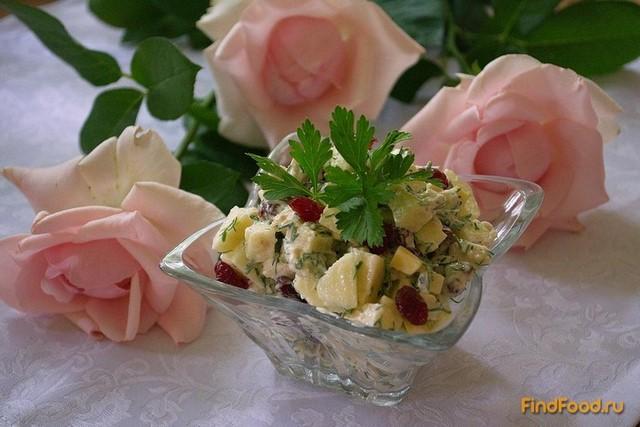 Рецепт Идеальный салат Восторг рецепт с фото