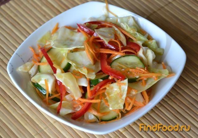 Корейские салаты рецепты с летние