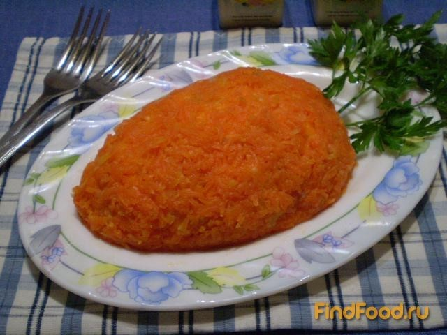 Рецепт Салат для зайки рецепт с фото