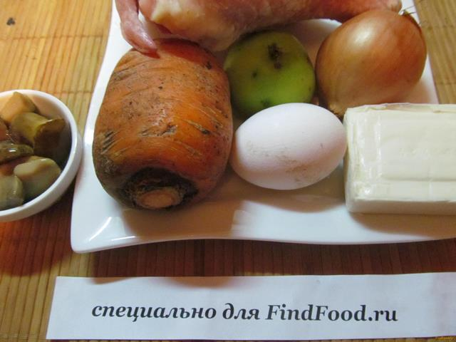 135Рецепты салата подарок с