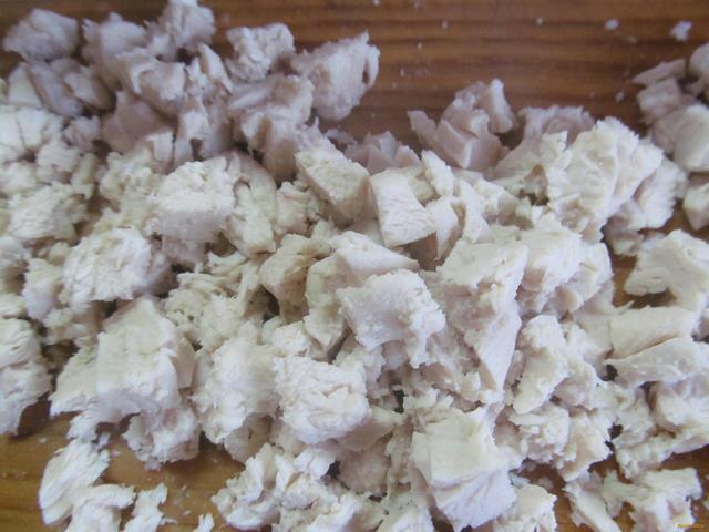 Салат воздушный рецепт с фото 7-го шага