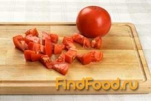 Салат греческий рецепт с фото 2-го шага