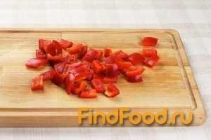 Салат греческий рецепт с фото 4-го шага