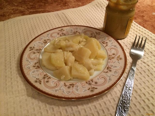 Рецепт Немецкий картофельный салат рецепт с фото