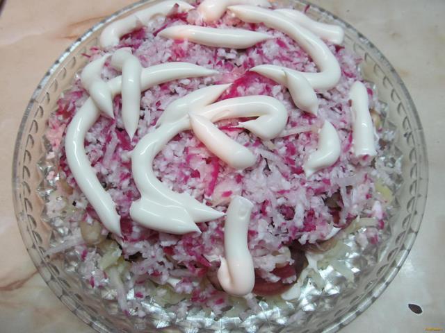 Салат с свиным сердцем рецепты пошагово 81