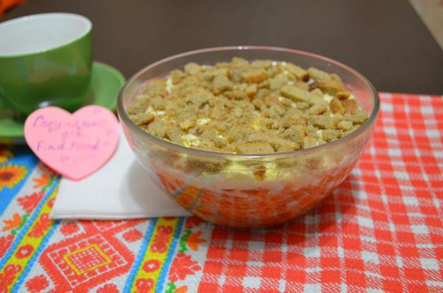 Рецепт Салат слоеный с килькой в томате рецепт с фото