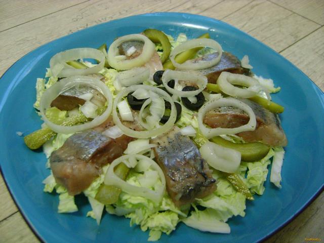 Рецепты салатов из сельди