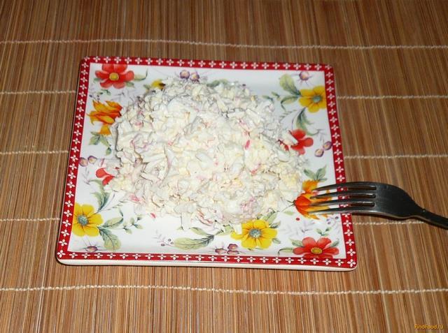 рецепты нежных салатов с фото простые