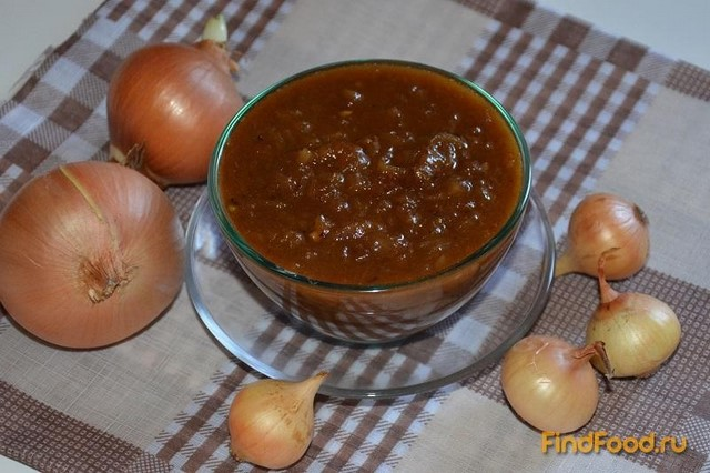 Луковый соуса фото пошагово