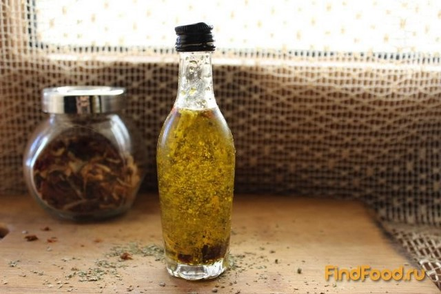 Рецепт Пряное масло рецепт с фото