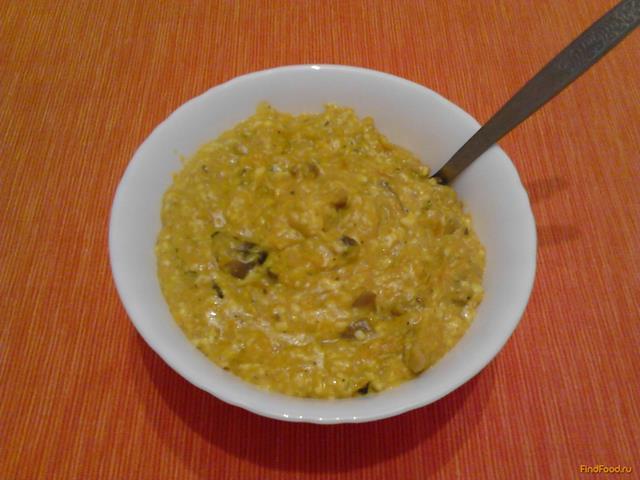 Рецепт Грибной соус из шампиньонов рецепт с фото