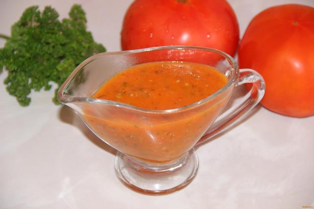 Рецепт Классический томатный соус для пиццы рецепт с фото