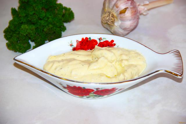 белый грибной соус для пиццы рецепт