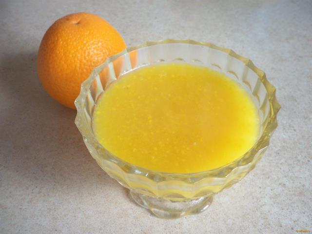 Рецепт Апельсиновый соус рецепт с фото