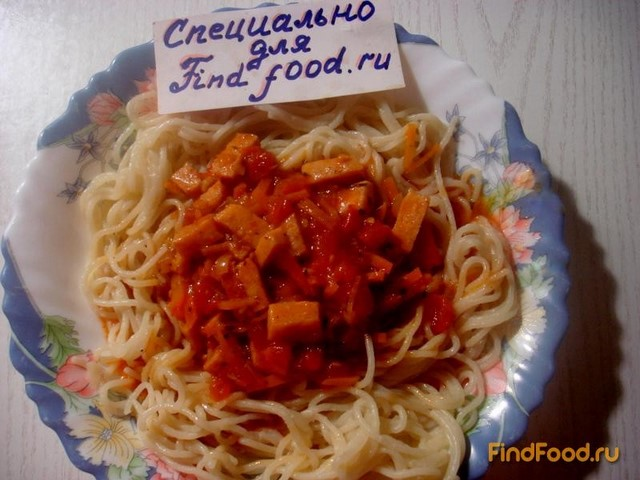 рецепт крабового салата из колбасы