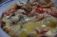 Рецепт Куриные отбивные с овощами и сыром рецепт с фото